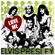 Discos de vinilo: ELVIS PRESLEY * LP 180G * LOVE ME * REMASTERED 2017 * RARE * PRECINTADO!!. Lote 189309187