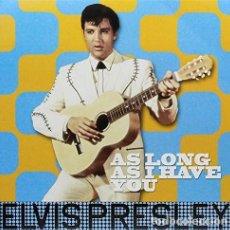 Discos de vinilo: ELVIS PRESLEY * LP 180G * AS LONG AS I HAVE YOU * REMASTERED 2017 * RARE * PRECINTADO!!. Lote 189309281