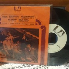 Discos de vinilo: THE NITTY GRITTY DIRT BAND HOUSE AT POOR CORNER SINGLE PORTUGAL PDELUXE. Lote 189337396