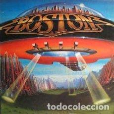 Discos de vinilo: BOSTON – DON'T LOOK BACK. Lote 189338246