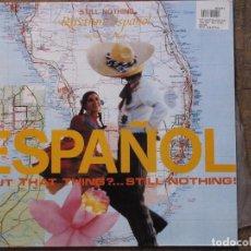 Discos de vinilo: STILL NOTHING. BLANCO Y NEGRO MUSIC, MX - 283. ESPAÑA, 1991. FUNDA EX. DISCO EX. . Lote 189338601