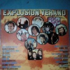 Discos de vinilo: LP DE VINILO AÑO 1975 ( EXPLOSIÓN VERANO ). Lote 189349628