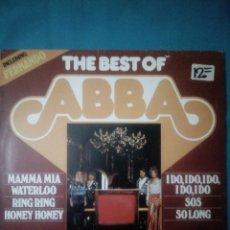 Discos de vinilo: LP DE VINILO AÑO 1973 ( ABBA ). Lote 189350221