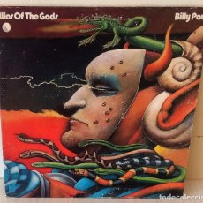 Discos de vinilo: BILLY PAUL - WAR OF THE GODS PHIL.INT. - EDIC AMERICANA - 1973 GAT. Lote 189351557