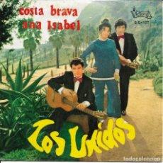 Discos de vinilo: LOS UNIDOS COSTA BRAVA VICTORIA 1970. Lote 189352530