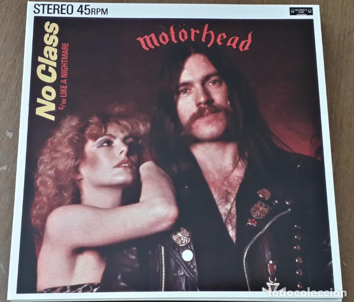 MUSICA SINGLE MOTORHEAD NO CLASS (Música - Discos - Singles Vinilo - Heavy - Metal)