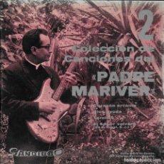Discos de vinilo: PADRE MARIVER CORAZON ERRANTE SANDIEGO 1969 COLECCION DE CANCIONES 2. Lote 189353708