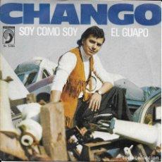 Discos de vinilo: CHANGO EL GUAPO DISCOPHON 1974. Lote 189354741