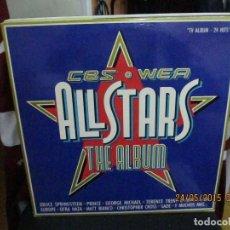 Discos de vinilo: ALL STARS (THE ALBUM). Lote 189359360