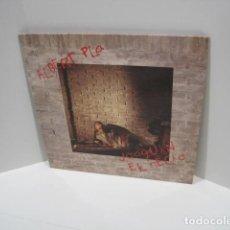 Discos de vinilo: ALBERT PLA. JOAQUIN EL NECIO. NO SÓLO DE RUMBA VIVE EL HOMBRE. 9 CANCIONES. ARIOLA, 1992. . Lote 189360462