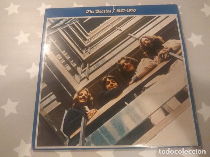 DISCOS VINILOS BEATLES 1967-1970. PERFECTO ESTADO (Música - Discos - Singles Vinilo - Pop - Rock - Internacional de los 70)