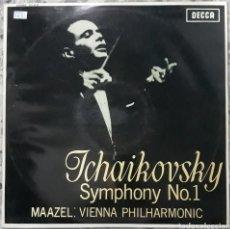 Discos de vinilo: VINILO TCHAIKOVSKY SYMPHONY N°1. Lote 189366646