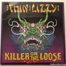 Discos de vinilo: THIN LIZZY ?– KILLER ON THE LOOSE - DON'T PLAY AROUND - CHINATOWN (LIVE) - GOT TO GIVE IT UP (LIVE). Lote 187564065