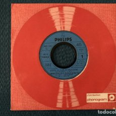 Discos de vinilo: JOHNNY HALLYDAY – VOYEZ CE QUE JE VEUX DIRE / WOHLEN LOTTA SHAKIN SELLO: PHILIPS – 6837 028 SERIE. Lote 189403646