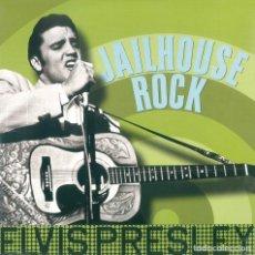 Discos de vinilo: ELVIS PRESLEY * LP 180G * JAILHOUSE ROCK * REMASTERED 2017 * RARE * PRECINTADO!!. Lote 189411522