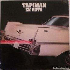 Discos de vinilo: TAPIMAN... EN RUTA.(CHAPA DISCOS 1979) SPAIN. Lote 189415127
