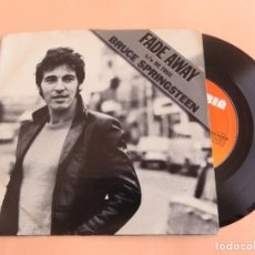Discos de vinilo: BRUCE SPRINGSTEEN - FADE AWAY - SINGLE USA 11-11431. Lote 189423331