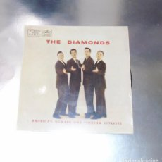 Dischi in vinile: THE DIAMONDS-- THE STROLL / LAND OF BEUATY / SWEET WILD HONEY + 1 -- AÑO 1960 MINT. ( M ). Lote 176405412