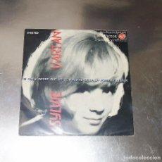 Discos de vinilo: SYLVIE VARTAN ---- SI JE CHANTE / SINCE KENNEDDY / LA LA LA /+ 1 --AÑO 1964--(NM OR M- ( VG+ ). Lote 184726566