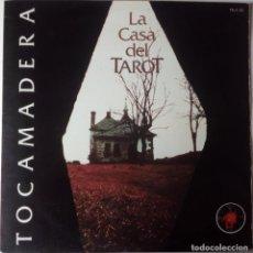 Discos de vinilo: TOCAMADERA...LA CASA DEL TAROT.(TUBOESCAPE RECORDS   1986) SPAIN.. Lote 189432521
