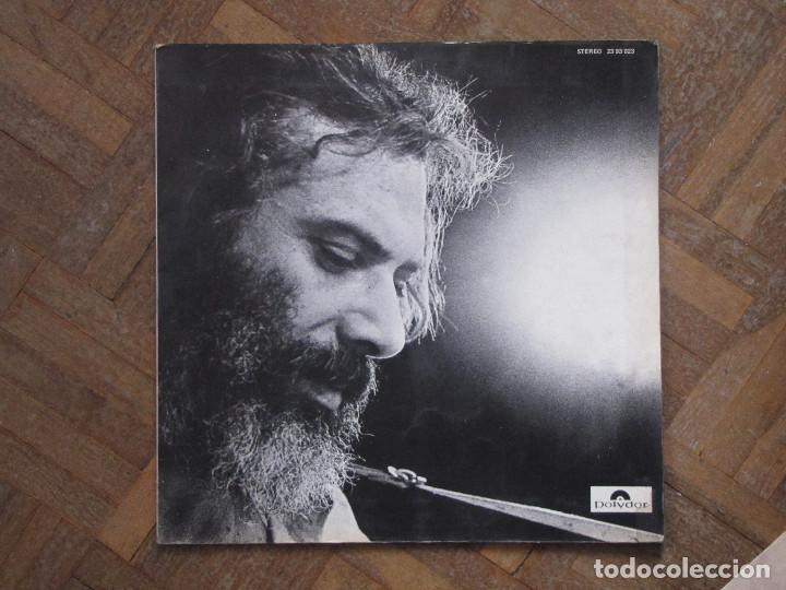 GEORGES MOUSTAKI. POLYDOR 23 93 0232. ESPAÑA, 1971. GATEFOLD. FUNDA VG++. DISCO VG++. (Música - Discos - LP Vinilo - Canción Francesa e Italiana)