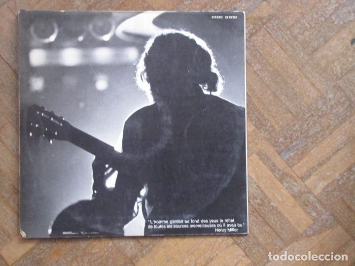 Discos de vinilo: Georges Moustaki. Polydor 23 93 0232. España, 1971. Gatefold. Funda VG++. Disco VG++. - Foto 2 - 189433643