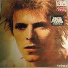 Discos de vinilo: DAVID BOWIE-SPACE ODDITY-ORIGINAL ESPAÑOL 1973-CONTIENE ENCARTE Y POSTER. Lote 189436401