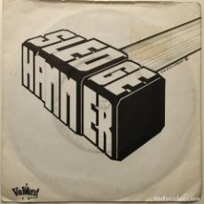 Discos de vinilo: SLEDGEHAMMER ‎– SLEDGEHAMMER - FEEL GOOD UK 1980 VALIANT RECORDS. Lote 189442087