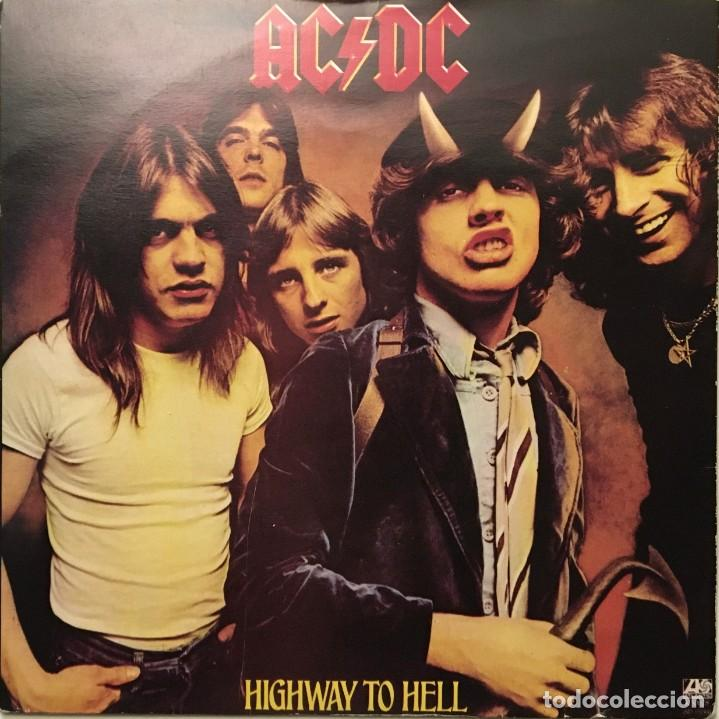 AC/DC – HIGHWAY TO HELL - IF YOU WANT BLOOD (YOU'VE GOT IT) UK 1979 ATLANTIC (Música - Discos - Singles Vinilo - Heavy - Metal)