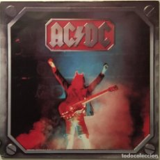 Discos de vinilo: AC/DC – HIGH VOLTAGE (LIVE VERSION) - LIVE WIRE UK 1980 ATLANTIC. Lote 189463415