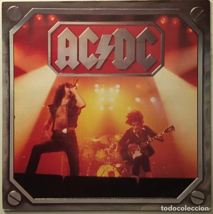 AC/DC – DIRTY DEEDS DONE DIRT CHEAP - BIG BALLS - THE JACK UK 1980 ATLANTIC (Música - Discos - Singles Vinilo - Heavy - Metal)