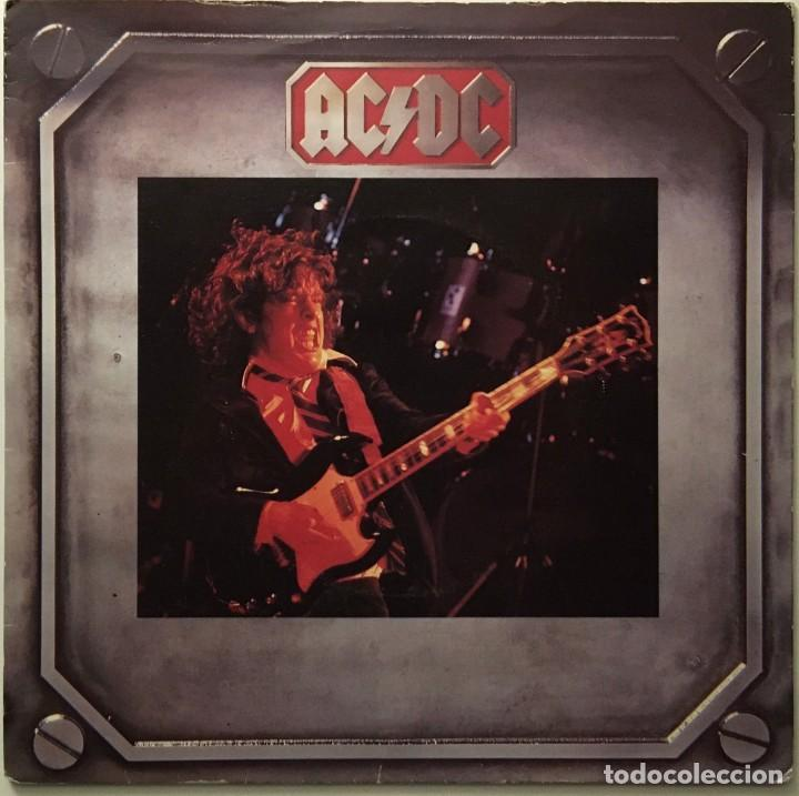 AC/DC – IT'S A LONG WAY TO THE TOP (IF YOU WANNA ROCK 'N' ROLL) - CAN I SIT NEXT TO YOU GIRL UK (Música - Discos - Singles Vinilo - Heavy - Metal)