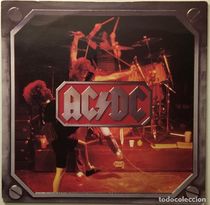 AC/DC – WHOLE LOTTA ROSIE - HELL AIN'T A BAD PLACE TO BE UK 1980 ATLANTIC (Música - Discos - Singles Vinilo - Heavy - Metal)