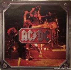 Discos de vinilo: AC/DC – WHOLE LOTTA ROSIE - HELL AIN'T A BAD PLACE TO BE UK 1980 ATLANTIC. Lote 189463960