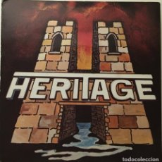 Discos de vinilo: HERITAGE ‎– STRANGE PLACE TO BE - MISUNDERSTOOD UK 1981 RONDELET MUSIC & RECORDS. Lote 189465710