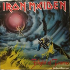 Discos de vinilo: IRON MAIDEN ‎– FLIGHT OF ICARUS - I'VE GOT THE FIRE UK 1983 EMI. Lote 189466198