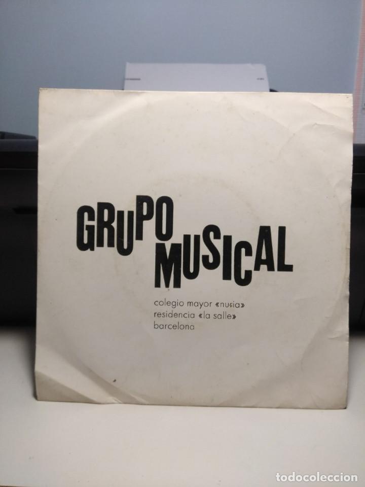 EP GRUPO MUSICAL LA SALLE : GODSPELL (DAY BY DAY & PREPAR + HAIR ( LET THE SUNSHINE IN & AQUARIUS ) (Música - Discos de Vinilo - EPs - Grupos Españoles de los 70 y 80)