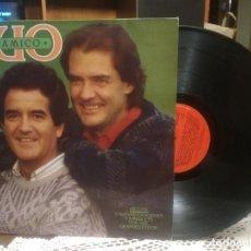 Disques de vinyle: LP DUO DINAMICO- INCLUYE 5 NUEVAS CANCIONES Y 3 MEDLEYS CON SUS GRANDES EXITOS- DEL 86 PEPETO. Lote 189504767