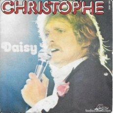Discos de vinilo: CHRISTOPHE DAISY . Lote 189504855