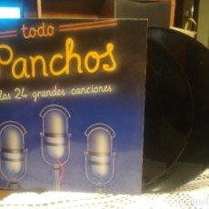 Discos de vinilo: LP DOBLE TODO PANCHOS-TITULO LAS 24 GRANDES CANCIONES- ORIGINAL DEL 90 PEPETO. Lote 189507265