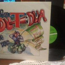 Discos de vinilo: TENNESSEE - ESTO ES DU DUA DING DONG - LP - DIAPASON / DIAL DISCOS 1987 SPAIN PEPETO. Lote 189507726