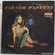 Discos de vinilo: LP / FAUSTO PAPETTI / 1968. Lote 189522603