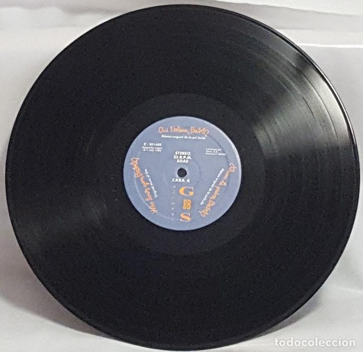 Discos de vinilo: LP / B.S.O. / QUI TESTIMA, BABEL? / 1988 - Foto 3 - 189523020