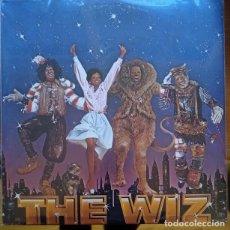 Discos de vinilo: OS THE WIZ - VINYL - ALBUM. Lote 189531125