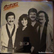 Discos de vinilo: CASTAÑA - CASTAÑA - VINYL - ALBUM. Lote 189531181