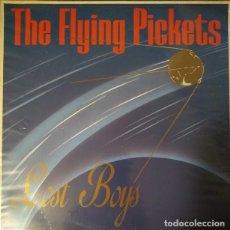 Discos de vinilo: FLYING PICKETS - LOST BOYS - VINYL - ALBUM. Lote 189531245