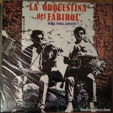 Discos de vinilo: ORQUESTINA DEL FABIROL - SUDA, SUDA, FABIROL - VINYL - ALBUM. Lote 189531326