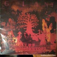 Discos de vinilo: WOODENTOPS - GIANT - VINYL - ALBUM. Lote 189531385