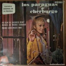 Discos de vinilo: OS LOS PARAGUAS DE CHERBURGO - VINYL - EP. Lote 189531467