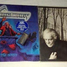 Discos de vinilo: LOTE 2 LPS - SANCTUARY - REFUGE DENIED - INTO THE MIRROR BLACK. Lote 189535677